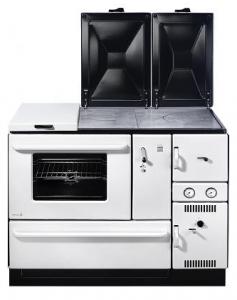 Cocina calefactora de leña K 178 K