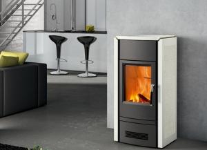 Estufa Leña E927 D - Burn Control System (Piazzetta)