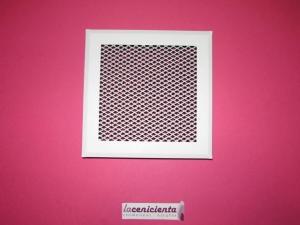 Rejilla 15x15 - Blanco (Rejillas)