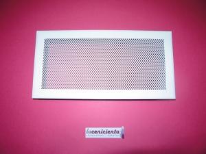 Rejilla 15 x 30 - Blanco (Rejillas)
