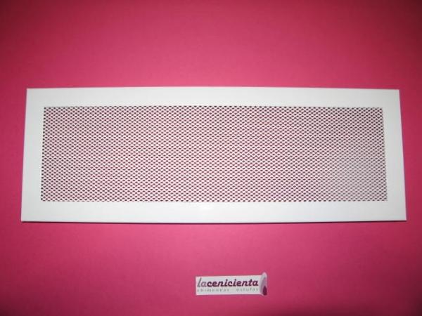 Lote 2 Rejillas 46x16 - Blanco (Rejillas)