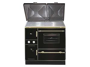 Cocina calefactora de leña K 148 CL (Wamsler)