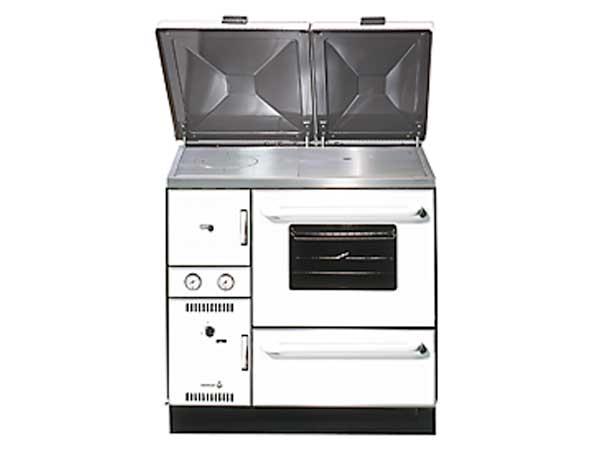 Cocina calefactora de le a k 148 wamsler desde for Cocina lena calefactora