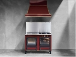 Cocina calefactora Rustica 120 LGE