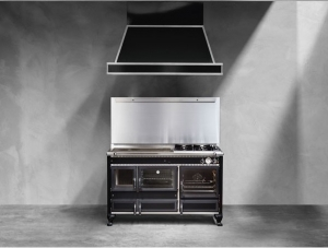 Cocina calefactora Rustica 140 LGE