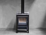 Cocina calefactora Rustica 60 L