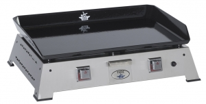 Plancha Gas TEIDE 600 INOX (Forge Adour)