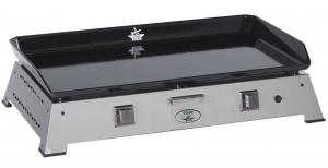 Plancha Gas TEIDE 750 INOX (Forge Adour)