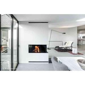 Hogar Leña Luna Diamond 1100 CL / CR Rinconero (M-Design)